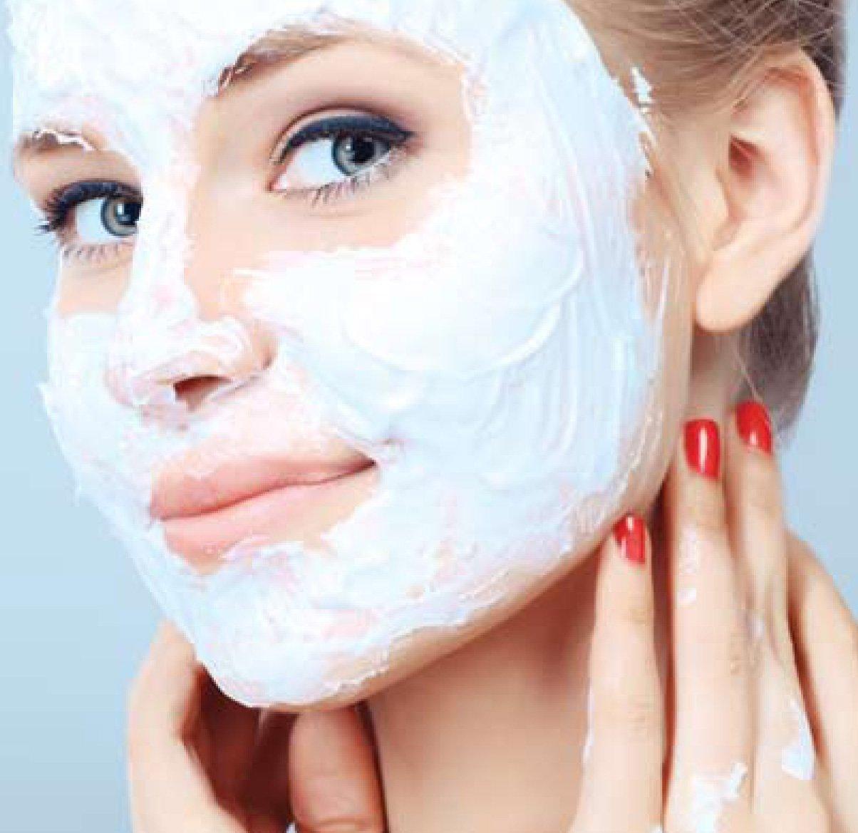 masque visage peau mixte