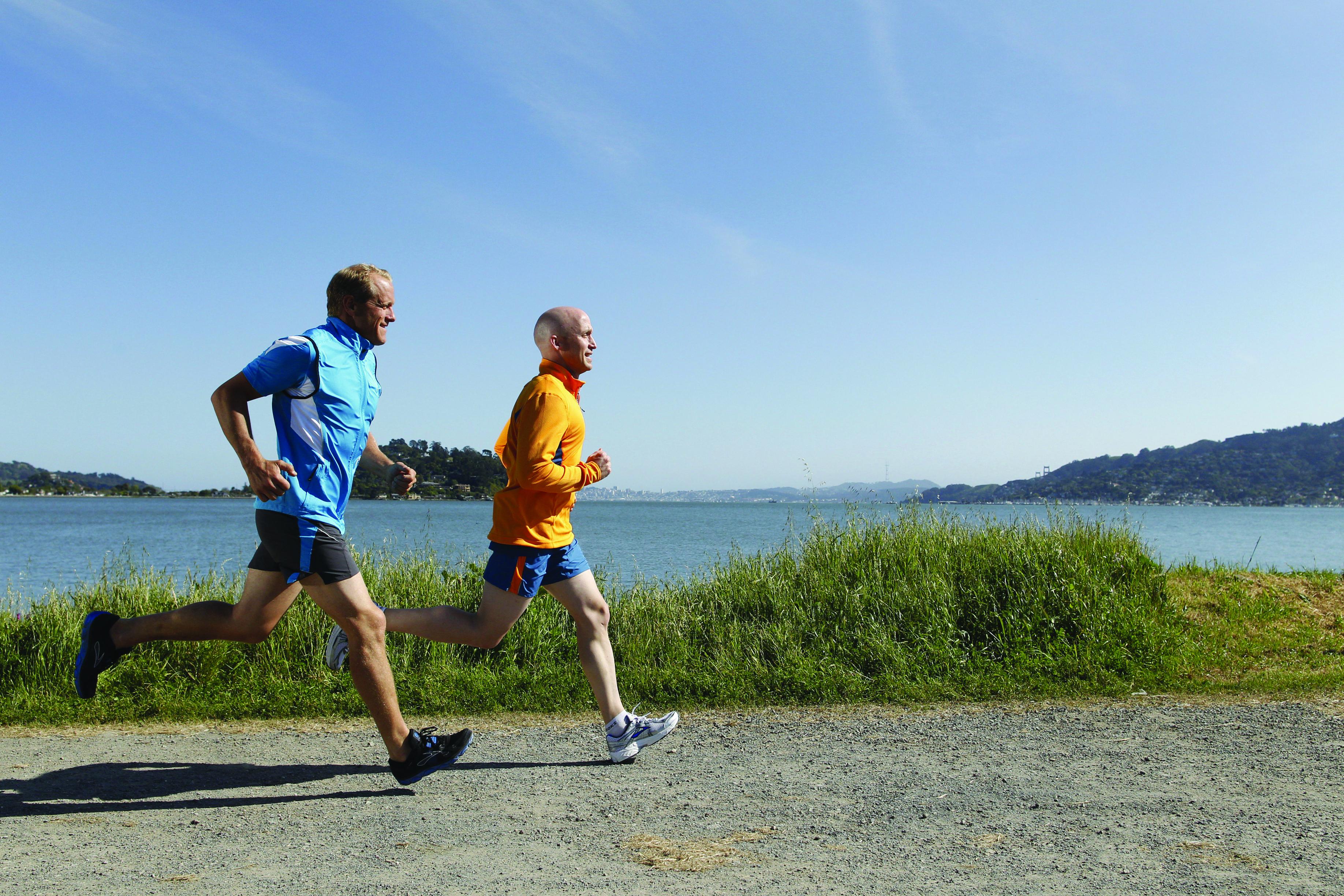 La course à pied augmente l'espérance de vie