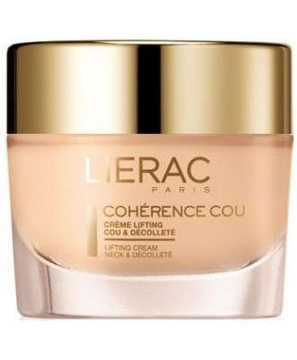 LIERAC COHERENCE ANTI AGIG LIFTING NECK 50ML