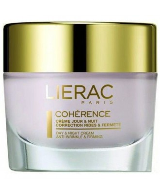 LIERAC COHERENCE NIGHT/DAY CREAM 50ML