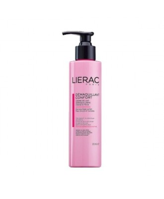 LIERAC DEMAQUILLANT CONFORT 200ML