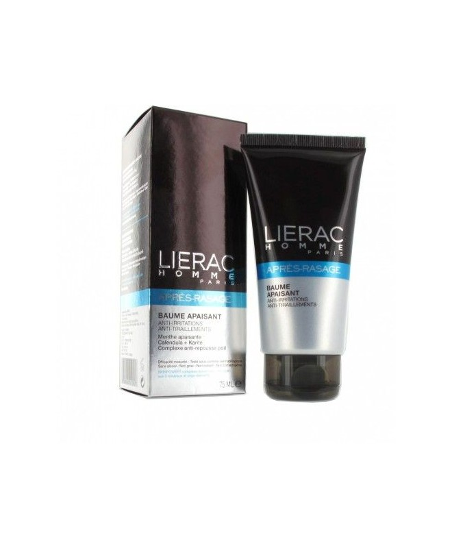 Lierac Men After Shave Soothing Balm 75 ml