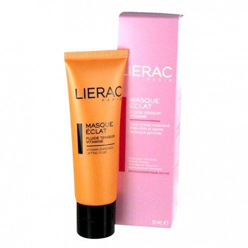 lierac masque eclat fluide tenseur vitam 50ml parapharmacie maroc. Black Bedroom Furniture Sets. Home Design Ideas