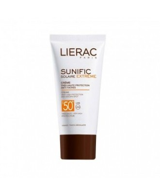 LIERAC SUNIFIC INVISIBLE IP 50+ 50ML