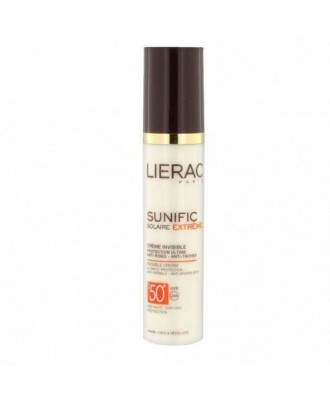 LIERAC SUNIFIC INVISIBLE IP 50+ ANTI-AGE 50ML