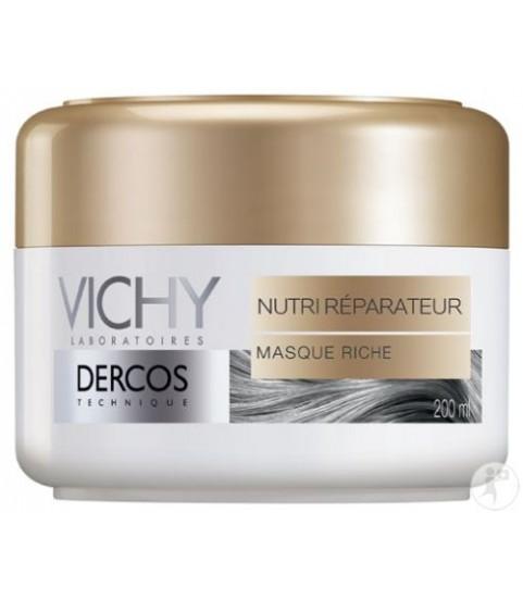 VICHY DERCOS MASQUE NUTRI REPARATEUR 200ML