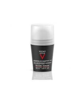 VICHY HOMME 72HR EXTREME ANTI-PERSPIRANT ROLL-ON 50ML