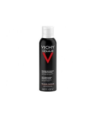VICHY HOMME MOUSSE A RASER ANTI-IRRITATION 200ML