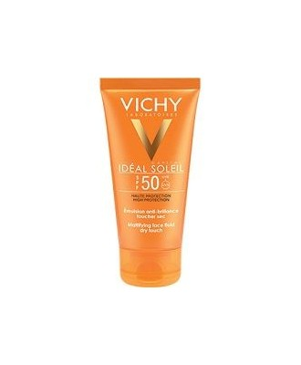 VICHY SOLAIRE EMULSION ANTI-BRILLANCE SEC IP 50+