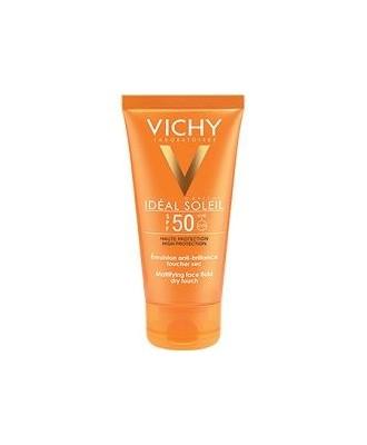VICHY SOLAIRE EMULSION ANTI-BRILLANCE SEC IP 50+