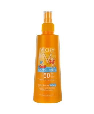بخاخ الوقاية من الشمس فيشي إديال سوليل للأطفال بعامل الحماية من الشمس 50+