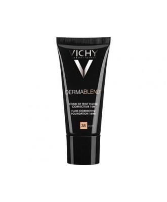 VICHY DERMABLEND FOND DE TEINT N°35 MIEL