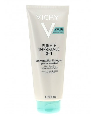 VICHY PURETE THERMALE DEMAQUILLANT INTEGRAL 3EN1 200ML