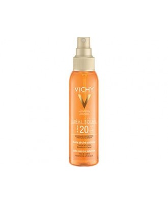 VICHY SOLAIRE HUILE VIS-CORPS SPF 20