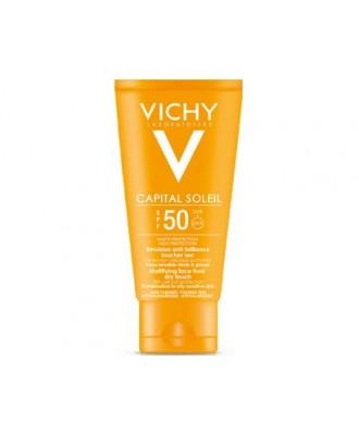 VICHY SOLAIRE CREME BONNE MINE IP 50+ 50ML