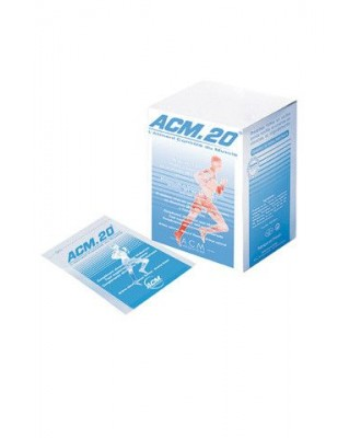 ACM 20 Proteine Riche en Vitamines 10 Sachets 100 mg