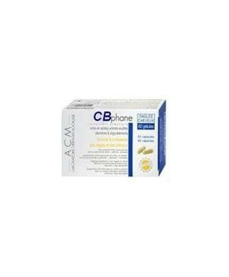 CB PHANE COMPLEMENT ALIMENTAIRE 60 GELULES