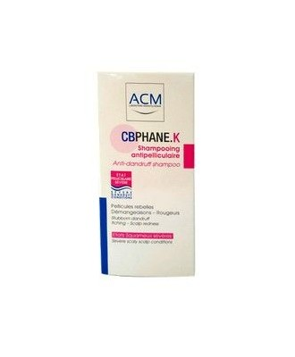 CB PHANE K ANTI PELLICULAR SHAMPOO 125ML