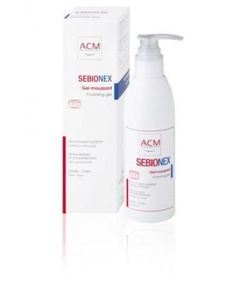 Sebionex Gel Moussant 200 ml