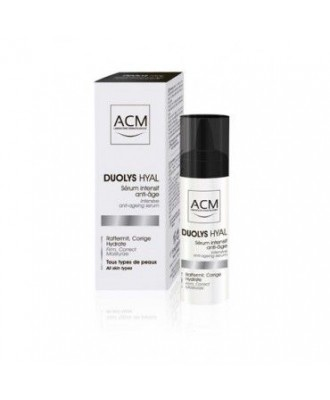 ACM DUOLYS HYAL SERUM 5% INTENSIF ANTI-AGE 15ML