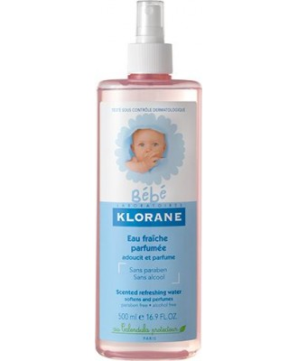 Klorane Bebe Baby Scented Water 500 ml