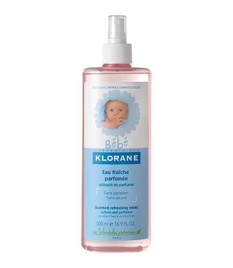 Klorane Bebe Eau Fraiche Parfumee 500 ml