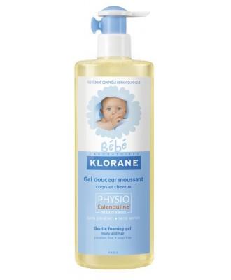 Klorane Bebe Gel Moussant Corps et Cheveux 500 ml