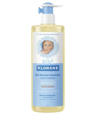 Klorane Bebe Gentle Foaming Gel 500 ml