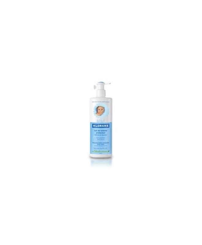 Klorane Bebe Lait de Toilette Protecteur 500 ml
