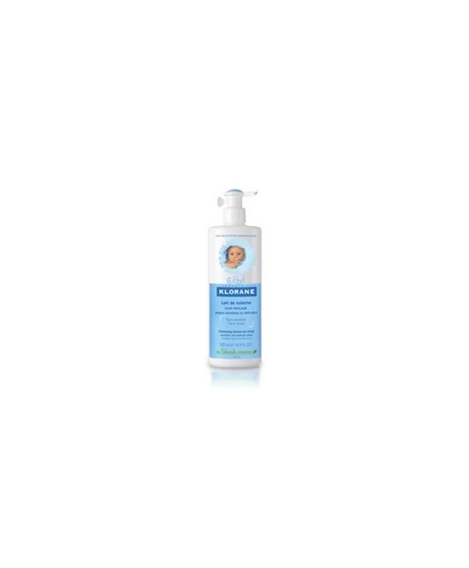 Klorane Bebe Lait de Toilette Protecteur Sans Rinçage 500 ml