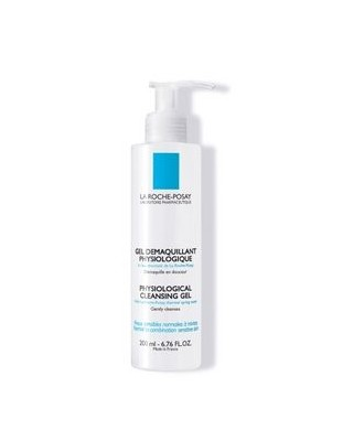 La Roche-Posay Gel Demaquillant 200 ml
