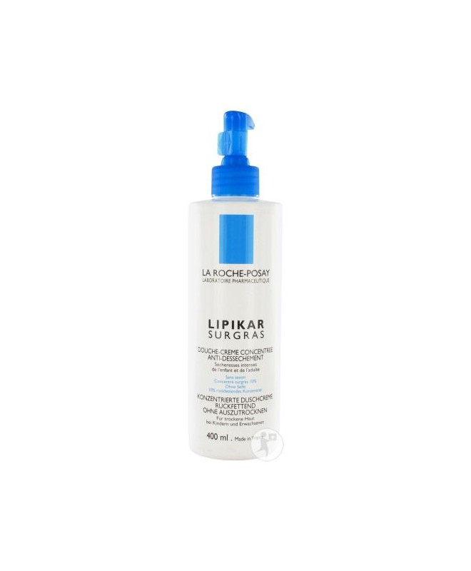 La Roche-Posay Lipikar Surgras Shower Gel 400 ml