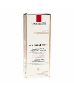 La Roche-Posay Toleriane Fond de Teint Mousse n°1 Ivoire 30 ml