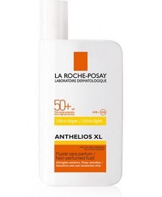 غسول الجسم أنثيليوس إكس. ل. الغني بعامل الحماية من الشمس 50 +