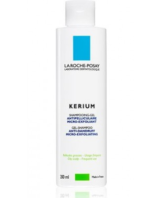 La Roche-Posay Kerium Oily Dandruff Shampoo 200 ml