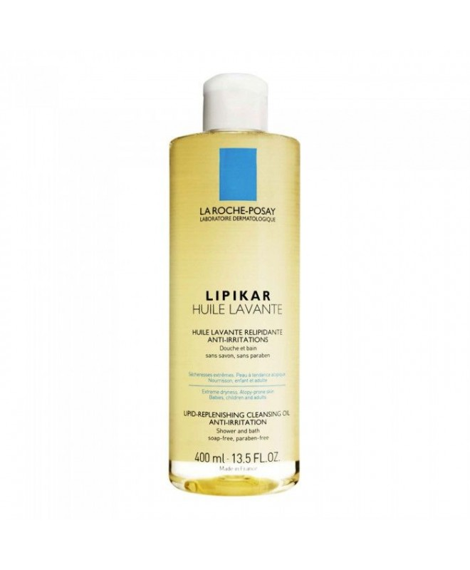 La Roche-Posay Lipikar Cleansing Oil 400 ml