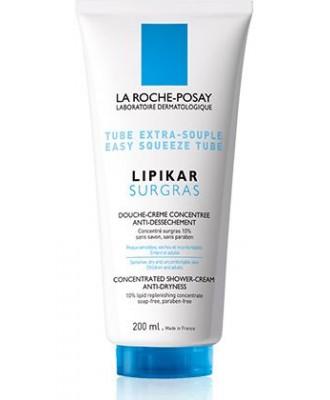 La Roche-Posay Lipikar Surgras Shower Cream 200 ml