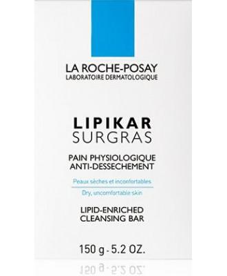 LA ROCHE-POSAY LIPIKAR SURGRAS SAVON 150G