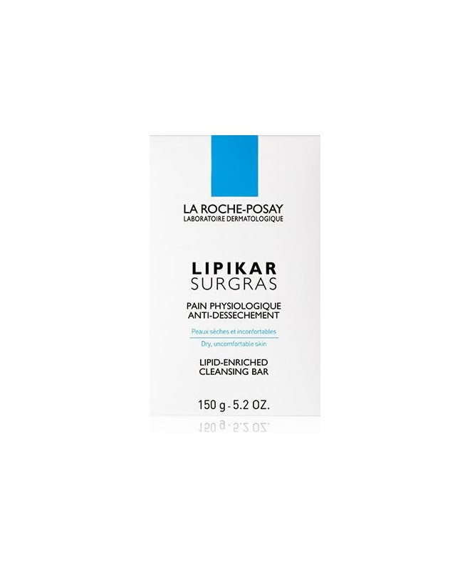 La Roche-Posay Lipikar Surgras Soap Bar 150 g