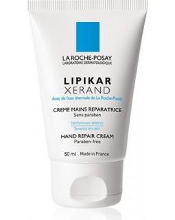 LA ROCHE-POSAY LIPIKAR XERAND POUR MAINS 50 ML