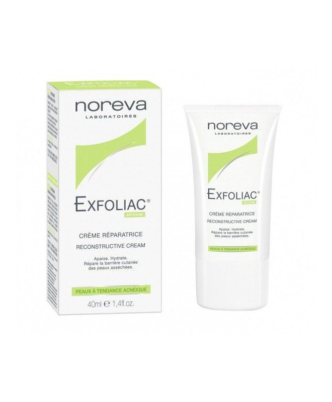 Exfoliac Moisturizing Repair Cream 40 ml