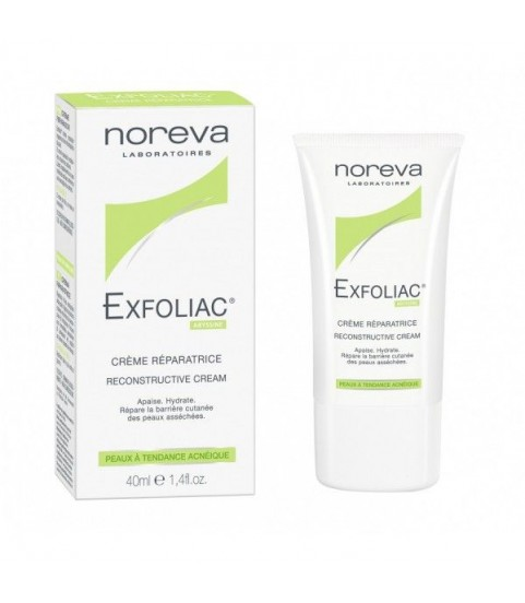 Exfoliac Creme Reparatrice Hydratante 40 ml