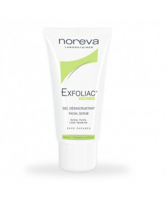 Exfoliac Facial Scrub Double Action