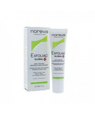 EXFOLIAC GLOBAL 6 30ML