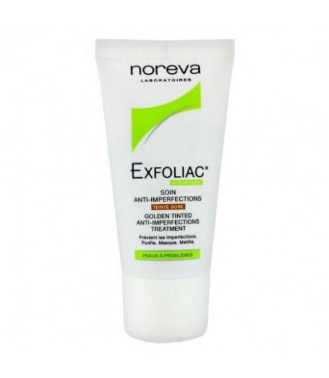 Exfoliac Soin Anti-Imperfection Teinte Dore 30 ml