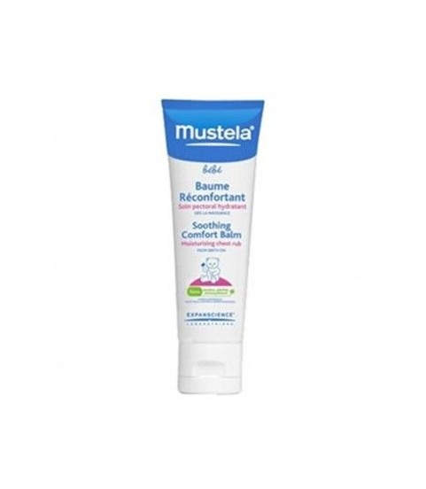 Mustela Baume Reconfortant Soin Pectoral Hydratant 40 ml