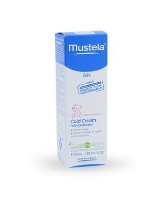 MUSTELA COLD CREME NUTRI-PROTECTEUR 40ML