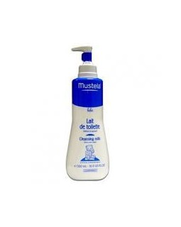 Mustela Baby Cleansing Milk 200 ml