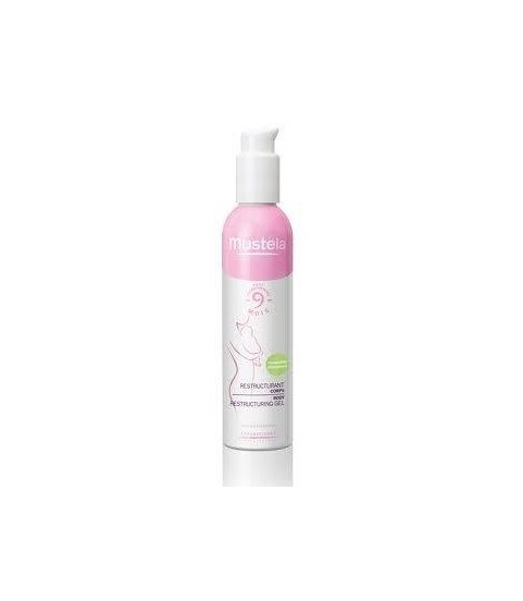 Mustela Restructurant Corps Post-Accouchement 9 Mois 200 ml