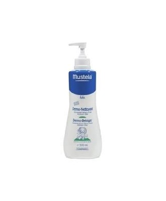 Mustela Dermo-Cleaning Body Cleanser 500 ml